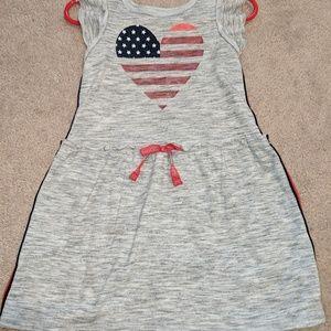 Girl's Americana dress